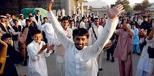 युद्धविरामपछि अफगानिस्तानमा खुशियाली