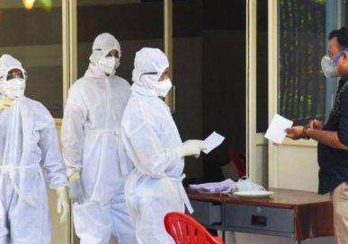 भारतमा कोरोनाबाट १३ को मृत्यु, ४२ जना संक्रमितको उपचार