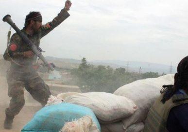 सुरक्षा अधिकारी र तालिबान लडाकूबीच गोली हानाहानमा ७ जना लडाकू मारिए