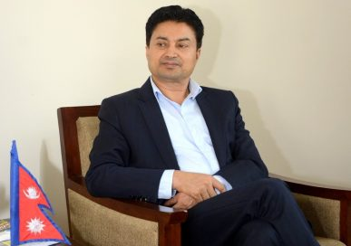 'पार्टी विभाजन गर्न खोज्नेलाई कार्यकर्ता र जनताले क्षमा दिँदैनन् '- नेकपा नेता, गोकर्ण बिष्ट (अन्तर्वार्ता)