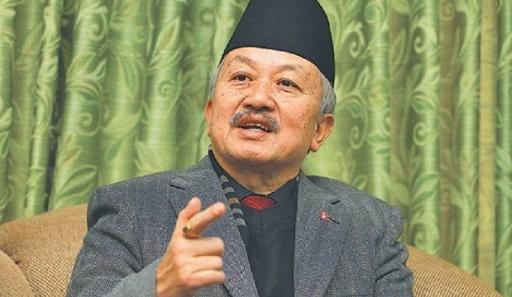 'रोस्ट्रममा जान खोज्नु संसदीय मर्यादाविपरीत'- सुवासचन्द्र नेम्वाङ (अन्तवार्ता)