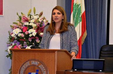 लेबनानका कानुनमन्त्री नाज्मद्वारा राजीनामा