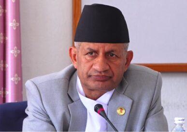 नेपाल-भारत छैठौं संयुक्त आयोग बैठकमा भाग लिन परराष्ट्रमन्त्री भारत प्रस्थान