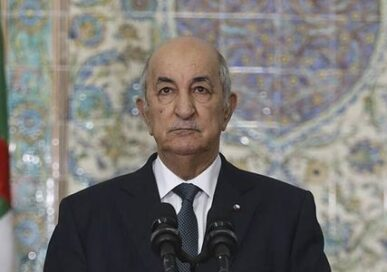अल्जेरियाका राष्ट्रपति घर फिर्ता