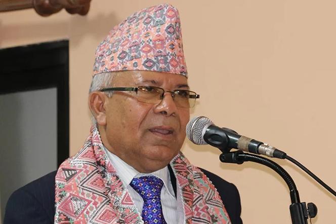 संविधान कार्यान्वयनबाटै समाजवाद प्राप्त हुन्छ : अध्यक्ष नेपाल