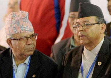 माधव नेपाल समुहका स्थायी समिति सदस्यहरुको बैठक कलंकीमा सुरु