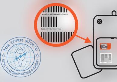 विदेशबाट नेपालमा मोबाइल दर्ता गर्न मिल्छ कि मिल्दैन ?