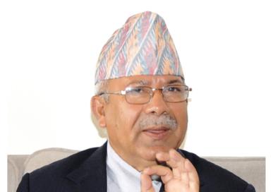 नयाँ पार्टी बनाउने कि एमालेमै अन्तरसंघर्ष गर्ने नेता नेपाल दोधारमा