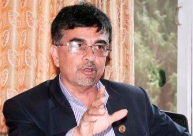 वाग्मतीमा नयाँ सरकार बनाउन राजेन्द्र पाण्डेलाई जिम्मा