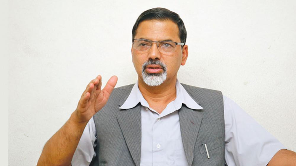 'गैरकानूनी सम्पत्ति लगानी गर्न पाइँदैन' – जनार्दन शर्मा (अन्तवार्ता)