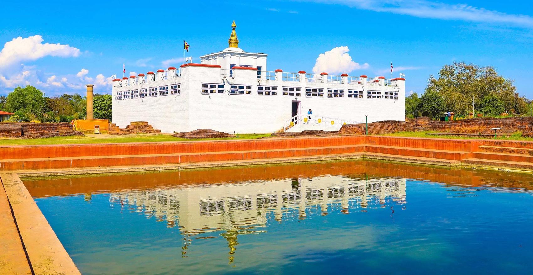 लुम्बिनीस्थित मायादेवी मन्दिर आजबाट खुला