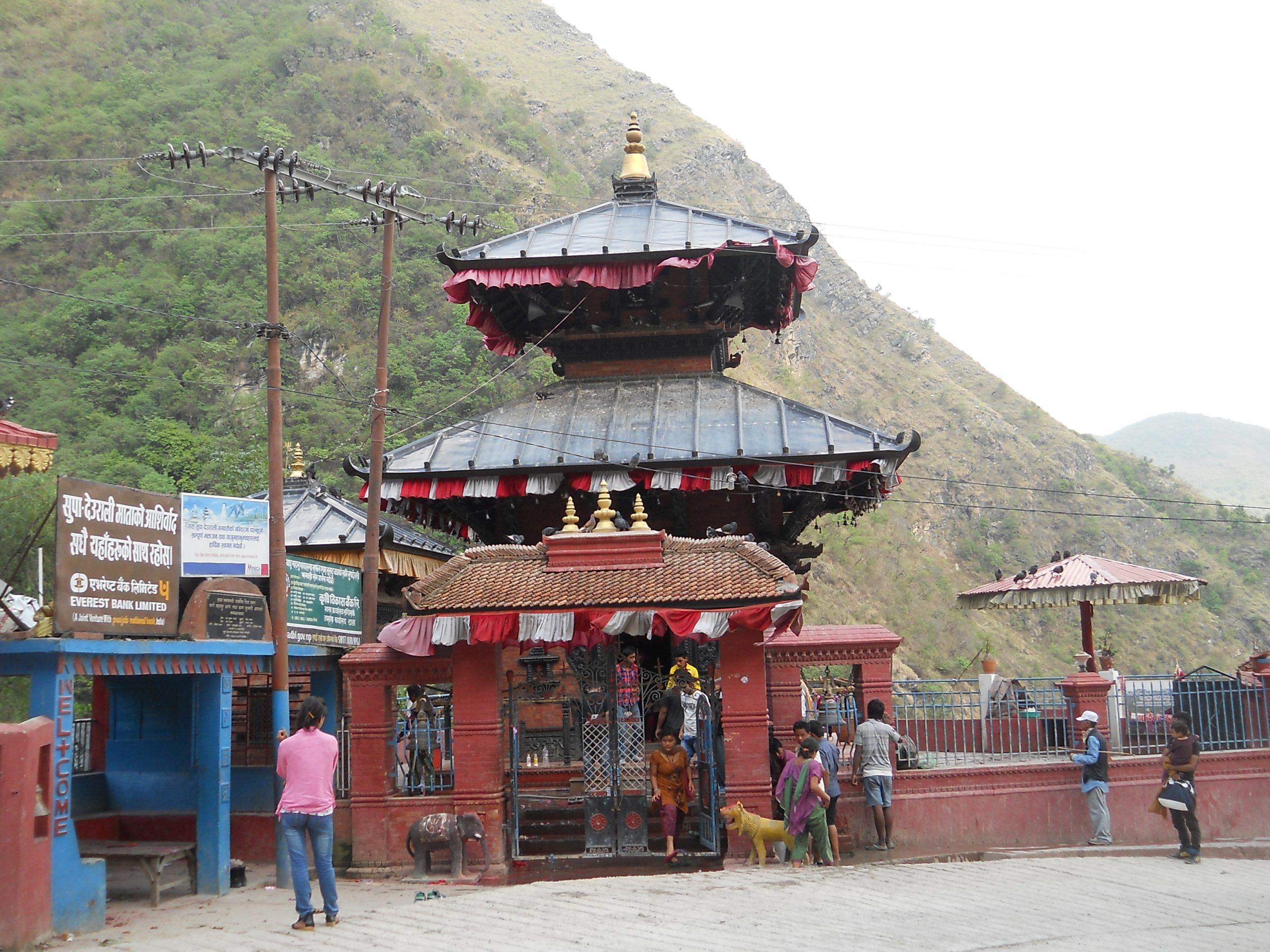 सुपा देउराली मन्दिर आजबाट खुल्यो