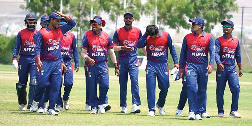 अमेरिकाविरुद्ध नेपाल ५ विकेटले विजयी