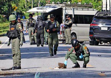 थाईल्याण्ड आमहत्यामा संलग्न ७ विद्रोही लडाकू पक्राउ