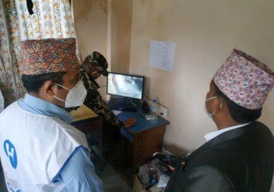 मोरङको पुर्वाञ्चल विश्वविद्यालय मेडिकल कलेजमा अनलाईनबाट सङ्क्रमित भर्ना