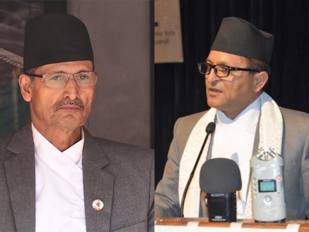 संसद् सेवा दिवस : सभामुख र अध्यक्षबाट शुभकामना