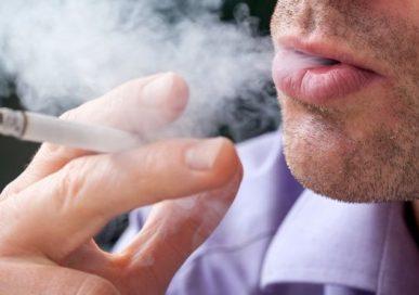 धुम्रपान गर्नेहरुलाई कोरोना भाइरसको संक्रमण चाँडै हुने