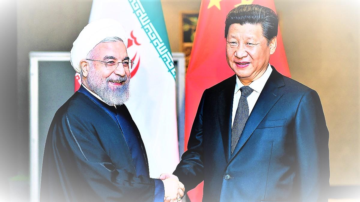अमेरिकासँगको तनावबीच इरानले चीनसँग महत्त्वपूर्ण सम्झौता गर्दै