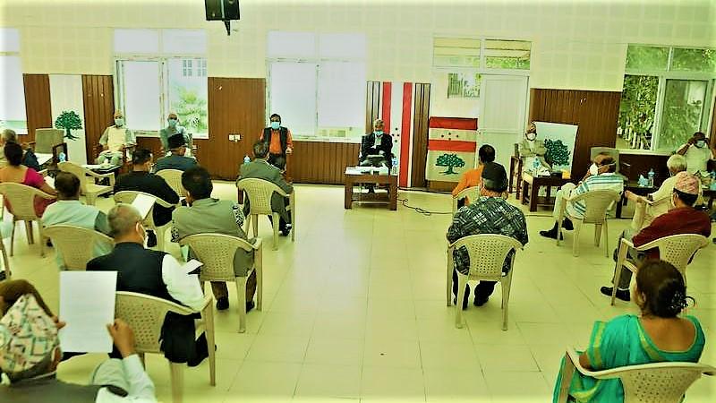 कांग्रेसको महाधिवेशन फागुनमा
