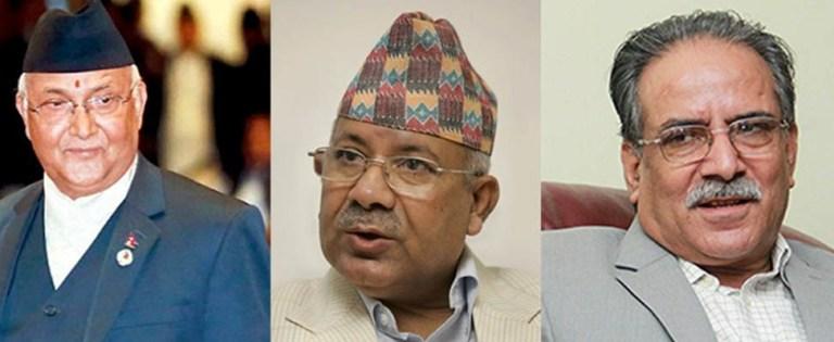 अध्यक्षद्धयको वान टु वान वार्ता आजपनि, नेपाल समुह असन्तुष्ट