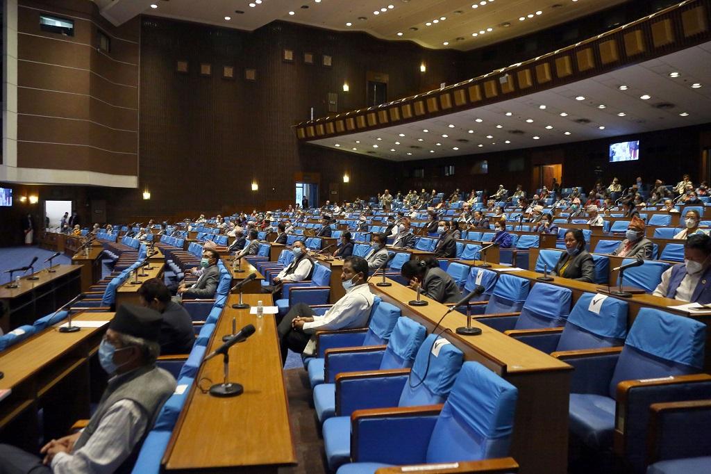 बुधवारको संसद बैठक शोक प्रस्ताव पारित गरेर स्थगित हुने